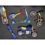 Show !!! Patinete Skate Dedo Bicicleta Motocicleta Monociclo