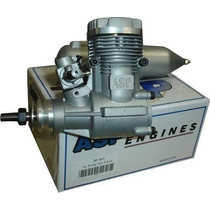 Aeromodelos - Motor Combustão Glow Asp S61a - Canoas - Rs