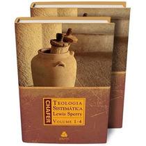 Teologia Sistemática De Chafer - 2 Volumes