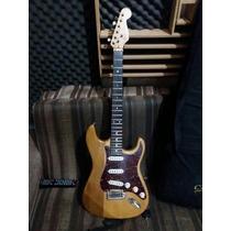 Fender Strato (corpo, Braço De Luthier E Caps Fender Mij)