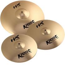 Set De Pratos Krest B8 14 16 20 Hx Series Com Bag Hxset3