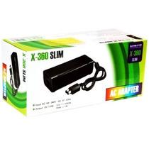 Fonte De Alimentação Xbox 360 Slim Bivolt 110v 220v Xbox360