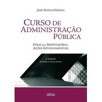 Curso Online Administração Pública E Geral