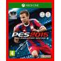 Pes2015 Pro Evolution Soccer 2015 Português - Xbox One