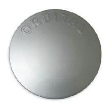Calotinha Roda Liga Leve Modelo Orbital Universal