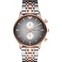 Relógio Emporio Armani Ar1721 Com Caixa E Manual - Original