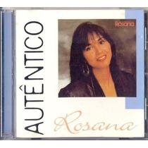 Cd - Rosana Momentos 1989