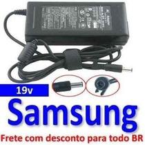 Fonte Carregador Notebook Samsung Rv410 Rv411 Rv415 Rv430 ¿¿