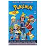 Livro Pokémon - Guia De Personagens - Capa Dura