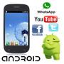 Celular Dualchip Smart Android Wifi Gpu Samsung Duos Cam Wha