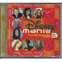 Cd Disney Mania 3, Everlife, Jump5, Jesse Mccartney