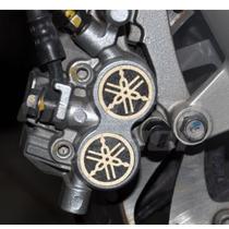 Adesivo Relevo Suporte Freio Roda Moto Yamaha Ys Fazer 250