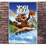 Poster Exclusivo Filme Ze Colmeia Cartoon - 30x42cm