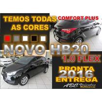 Hb20 Comfort Plus 1.0 Flex Completo - 16 Pronta Entrega D037