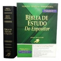 Bíblia De Estudo Do Expositor - Frete Grátis