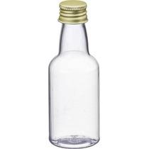 20 Garrafinha Pvc 50 Ml Tampa Plastica Direto Da Fábrica