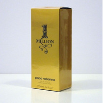 Perfume One 1 Million Paco Rabanne 100ml Importado Original