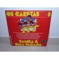 Antigo Disco Vinil Lp Os Caretas Album  Samba É Uma Parada