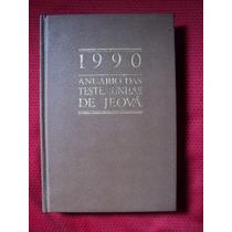 Livro - Anuario Das Testemunhas De Jeova 1990 Torre De Vigia