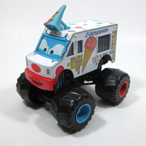 Disney Cars Ice Cream Truck Caminhão De Sorvete Loose Mattel