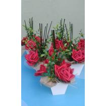 Arranjo De Flor Em Eva, Festa, Mesa