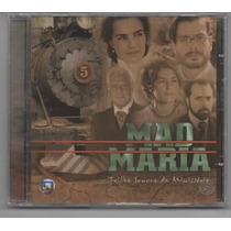 Cd Mad Maria - Trilha Sonora Da Minissérie - Cd Novo Lacrado