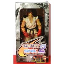 Ryu - Street Fighter - Capcom Vs Snk 2 - Millionare Fighting