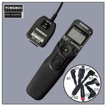 Timer Lapse Mc-36r C3 Temporizador Canon 5d Ii 7d 1d Iv 50d