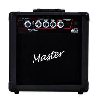 Gt15: Cubo Guitarra Distorção + Saida Fone - Master Gt 15