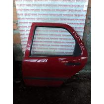 Porta Traseira L.e Fiat Palio S/ Acessórios