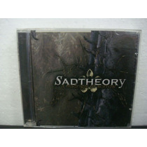 Sadtheory - A Madrigal Of Sorrow - Cd Nacional