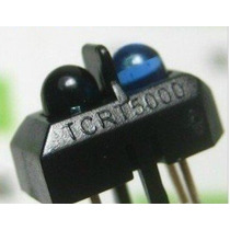 10x Sensor Reflexivo Ótico Ir Tcrt5000 Pic Arduino Raspberry