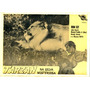 Lobby Cards Tarzan-j.weissmuller-g.scott-ron Elly-lex Barker