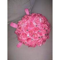 Bouquet Para Noivas De Flores Artificiais Com Strass