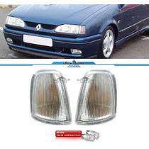 Par Lanterna Dianteira Pisca Renault 19 R19 Nova