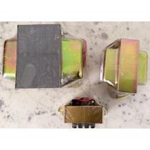 Trafo Kit Transformador Até 100w Ampli Marshall Fender Etc