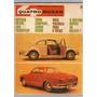 Revista 4 Quatro Rodas 79 Fevereiro 1967 Cortna Galaxie R416