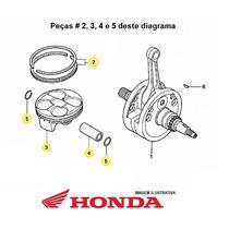Pistão Kit Honda Crf250 Crf250x Crf250r Crf 250r 250x