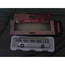 Miniatura Ônibus Morubixaba Gmc Pd4104 Metal Escala 1:72