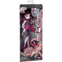 Boneca Draculaura - Monster High Monstros, Camera, Ação