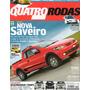 Quatro Rodas Nº595 Saveiro Chery Tiggo Face Camaro Mustang