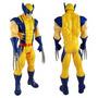 Wolverine Titan Hero X-men Hasbro Novo Pronta Entrega