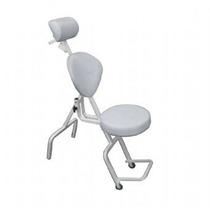 Cadeira De Maquiagem Portátil Design De Sobrancelhas
