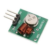 Módulo Transmissor Rf - 433mhz Arduino Amr Pic Melhor Preço