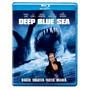 Blu-ray Deep Blue Sea Do Fundo Do Mar =import= Novo Lacrado
