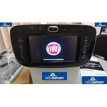 Central Multimidia Fiat Punto 2013 Em Diante Gps Tv Dig.etc