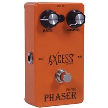 Pedal De Efeito Phaser Axcess By Giannini Ph105