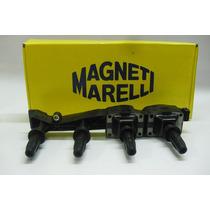 Bobina Ignição Peugeot 106 91/03 Magneti Marelli