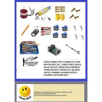 Super Combo 2822 Completao, Com Bateria, Horn E Extensao Y
