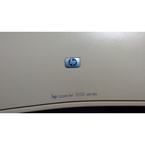 Impressora Hp Laserjet 1200 Series
